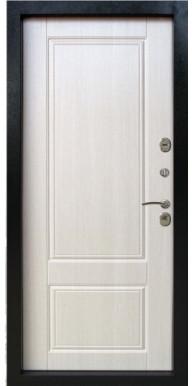 Входная металлическая дверь, Сибирь Термо, черный шоколад/ клен