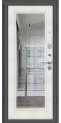 Дверь Титан Мск - Porta S 104.П61Антик Серебро/Bianco Veralinga
