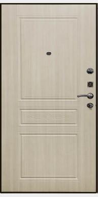 Дверь Титан Мск, SD-Prof-10 Троя - Венге / Дуб светлый