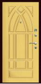 Входная дверь Титан Мск,  Э-13, клен