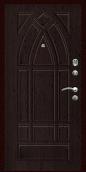 Входная дверь Титан Мск,  П-7, венге тисненый