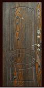 Входная дверь Титан Мск,  Э-3, дуб шоколад