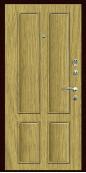 Входная дверь Титан Мск,  К-14, жасмин