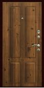 Входная дверь Титан Мск,  П-5, старый дуб