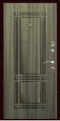 Входная дверь Титан Мск,  Э-8, серый сандал