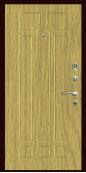 Входная дверь Титан Мск,  Э-5, жасмин