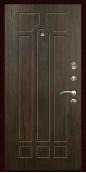 Входная дверь Титан Мск, К-1, тиковое дерево
