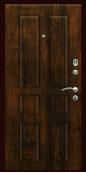 Входная дверь Титан Мск,  Э-6, мореный дуб