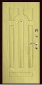 Входная дверь Титан Мск,  Э-9, дуб беленый