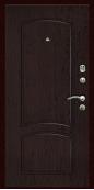 Входная дверь Титан Мск,  Э-11, венге тисненый