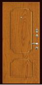 Входная дверь Титан Мск,  Э-4, дуб натуральный