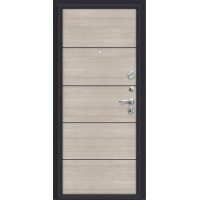 Дверь Титан Мск - Porta S 4.П50 AB-6 Almon 28 / Cappuccino Veralinga