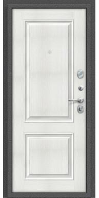 Дверь Титан Мск - Porta S 104.К32 Антик Серебро/Bianco Veralinga