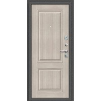 Дверь Титан Мск - Porta S 104.К32 Антик Серебро/Cappuccino Veralinga