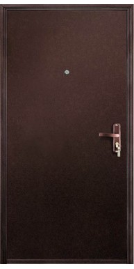 Входная металлическая дверь Титан Мск Профи BMD, Медный антик / Медный антик