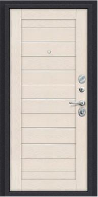 Дверь Титан Мск - Сканди, Graphite Wood/Cappuccino Softwood