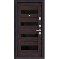 Дверь Титан Мск - Porta M 4.П23 Almon 28 / Wenge Veralinga