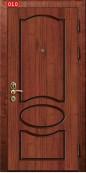 Накладка на дверь № 010