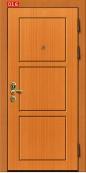 Накладка на дверь № 016