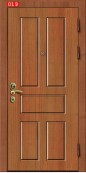 Накладка на дверь № 019