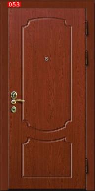 Накладка на дверь № 053