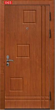Накладка на дверь № 065