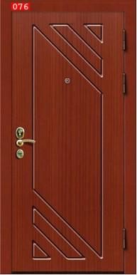 Накладка на дверь № 076