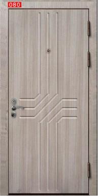 Накладка на дверь № 080