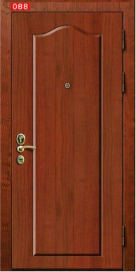 Накладка на дверь № 088