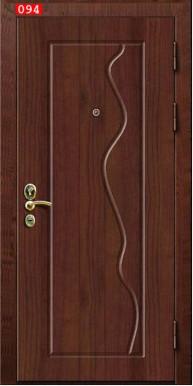 Накладка на дверь № 094