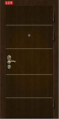 Накладка на дверь № 129