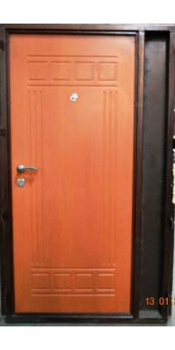 Металлическая дверь «А05» 1990*1120 мм. Левая, с фрамугой