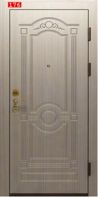"""Бронированная стальная дверь """"Броня-2"""" MOTTURA"""