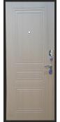 """Входная дверь """"АТЛАНТ"""", венге/дуб беленый (+монтаж и демонтаж)"""
