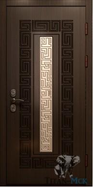 """Металлическая дверь """"Тритон"""""""