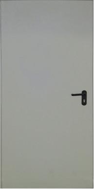 Противопожарная входная металлическая дверь Титан Мск V 1 - EI-60