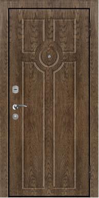 """Металлическая дверь """"Щит"""""""