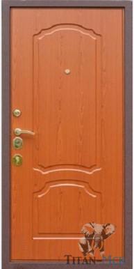 Металлическая дверь Style 3А Вишня