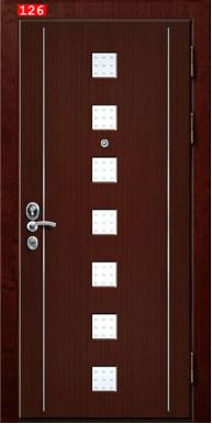 Металлическая дверь «Берта»