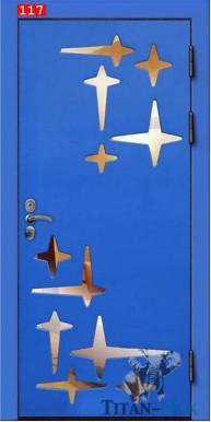 Металлическая дверь «Рея»