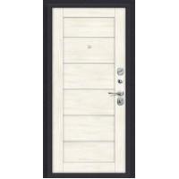 Дверь Титан Мск - Porta S 4.Л22 Graphite Pro/Nordic Oak